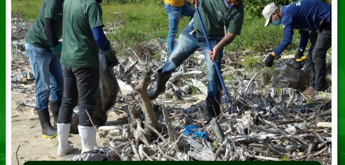 Prefeitura desenvolve projeto de limpeza e conscientização ambiental em Perimirim